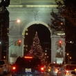 Christmastime in Greenwich Village