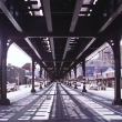 Elevated Subway Tracks